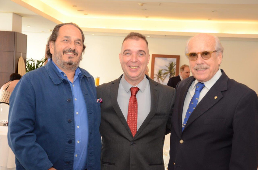 Felipe Seigler, Bayard Boiteux e Claudio