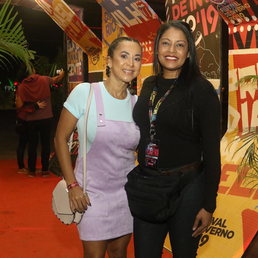 Regina Coelho e Bombom 2503