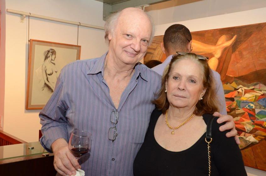 Patrick Meyer e Rachel Sefada