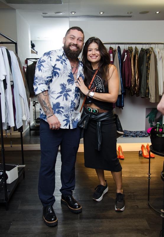 Tarcicio Menezes e Emilly