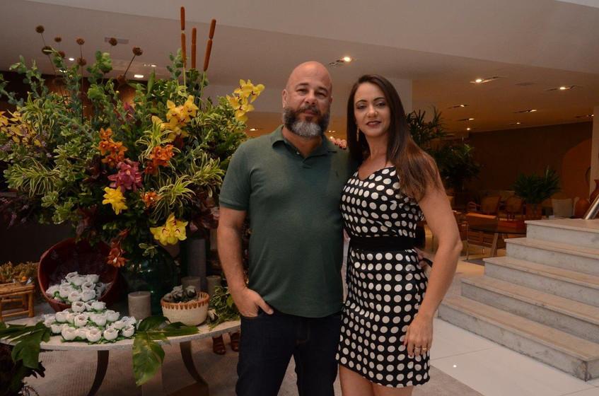 Sandro e Luciana Ward