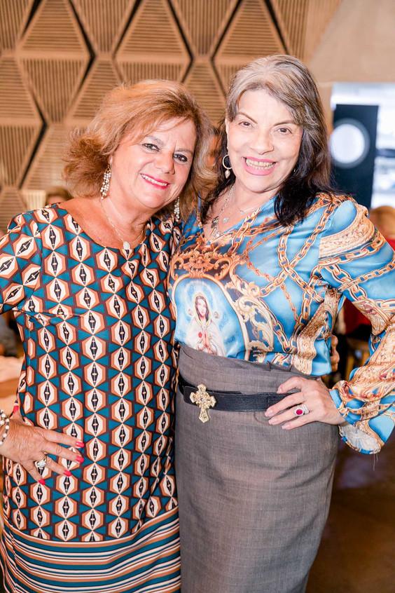 Rosane Rodrigues e Rose May Addario_1T2A