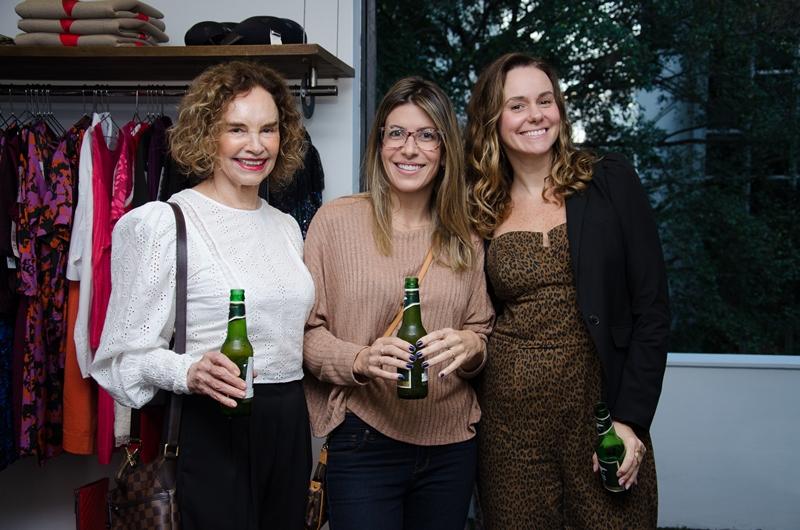 Denise Denis, Maria Amelia Denes e Patri