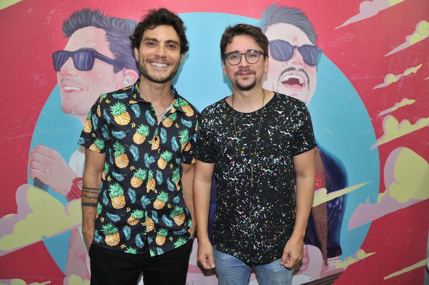 Bruninho e Davi 2