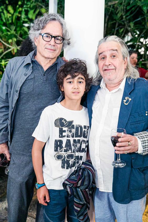 Paulo Venancio, Daniel e Joel Coelho_1T2