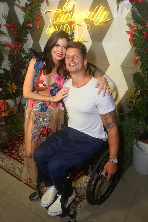 Priscila Luz e Fernando Fernandes 2708