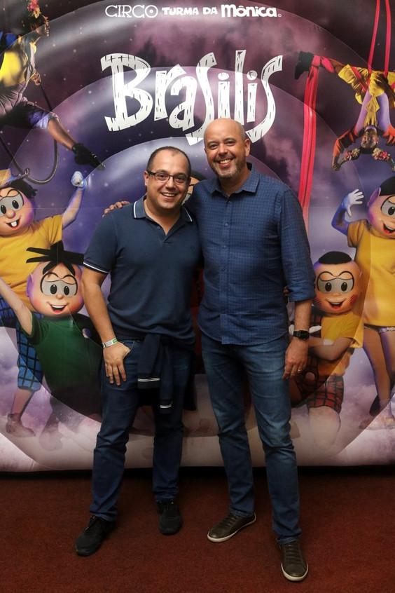 Michel Diamant e Alex Escobar 8314