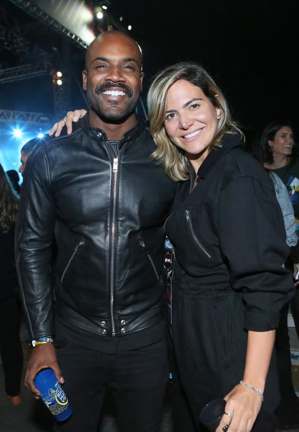 Rafael Zulu e Carol Sampaio 0875
