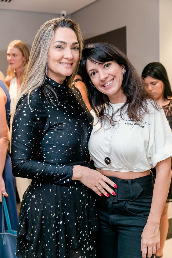 Renata Brasil e Cristine Carvalho_1T2A45