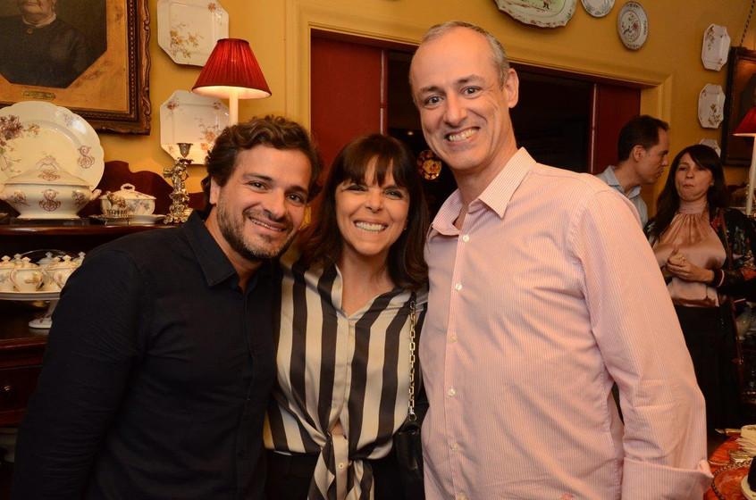 Sergio Felipe Coutinho, Ecila Antunes e