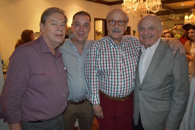 Paulo Schottz, Bayard Boiteux, Claudio A