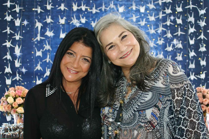 Raquel Franca e Sonia Costa