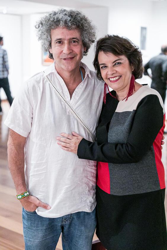 Ernesto Neto e Marcia Mello _1T2A0148