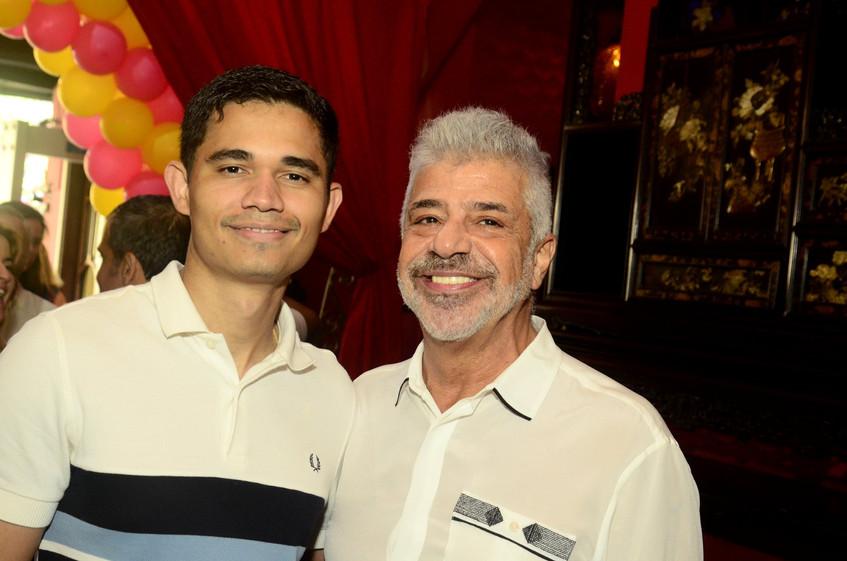 Clebson Teixeira e Lulu Santos (2)