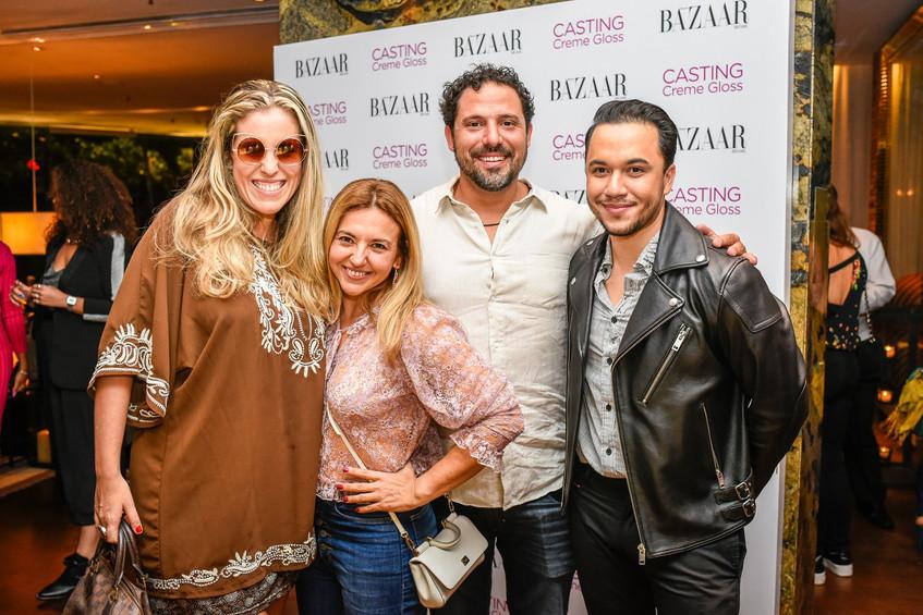 Bruna Barros, Fernanda Johannpeter, Paul