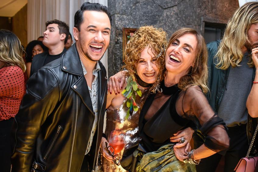 Vinicius Belo, Susi Cantarino e Patricia
