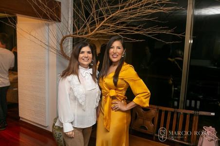 Daisy Abreu e Karen Vasquez