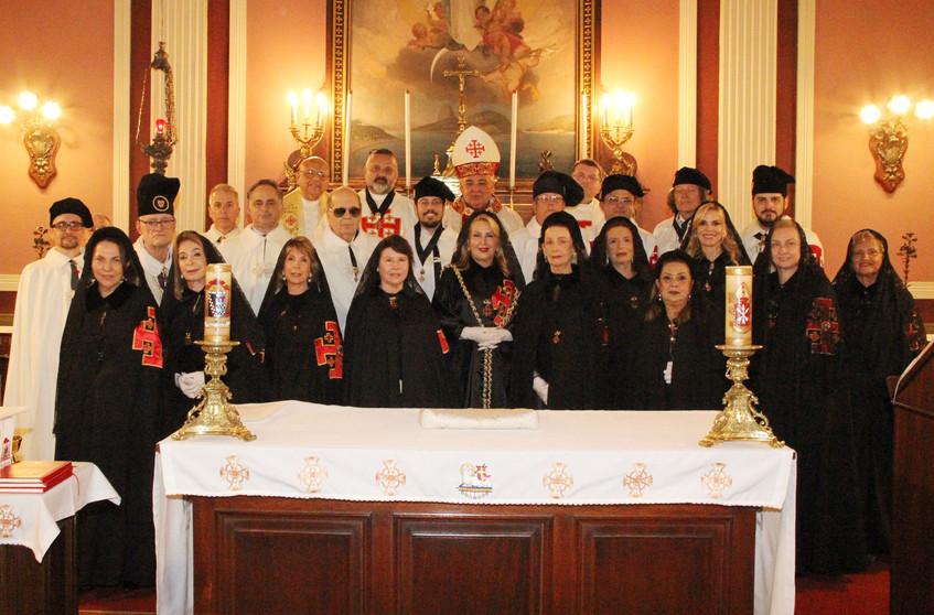 Cavaleiros e Damas do Santo Sepulcro 2