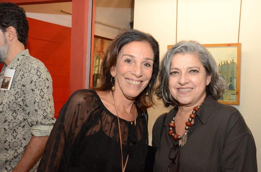 Alicinha Silveira e Dora Silveira