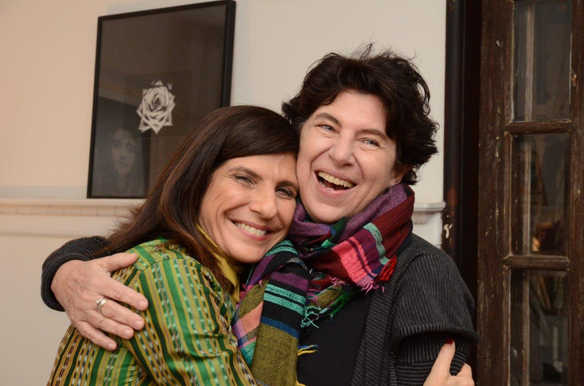 Gisela Zincone e Georgina  Staneck