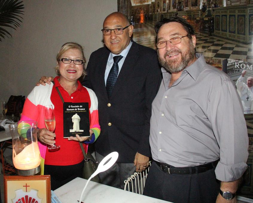 Adenise e Eduardo Molinaze