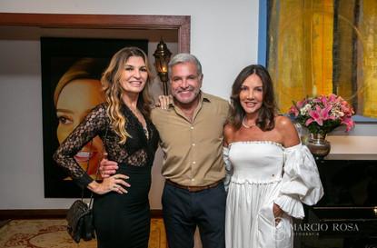 Mônica, Enzo e Adriana