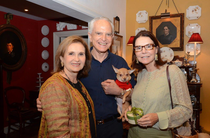 Alice Medici, Ricardo Stambowsky e Patri