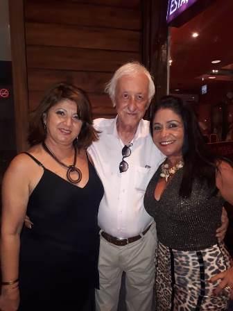 Soraia Sleiman Salloum, Jose Carlos Pede