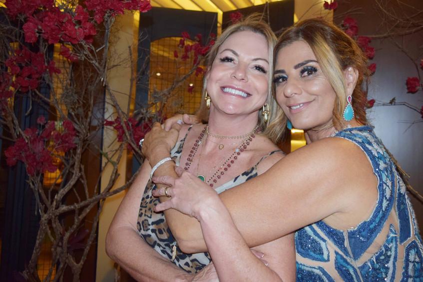 Nina Kauffmann e Claudia Bueri