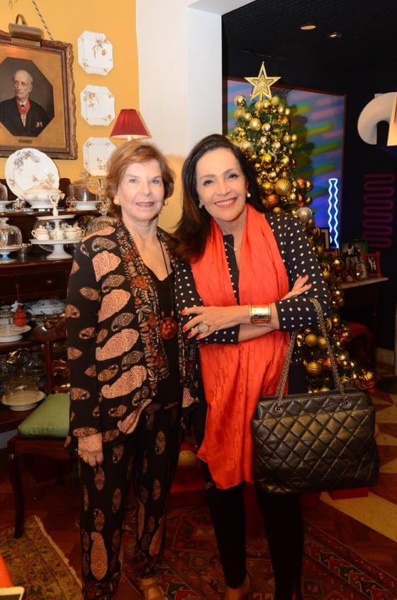 Marly Garcia e Liliana Rodriguez