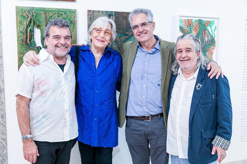 Antonio Mendel,  Maria Bonomi Lauro Cava