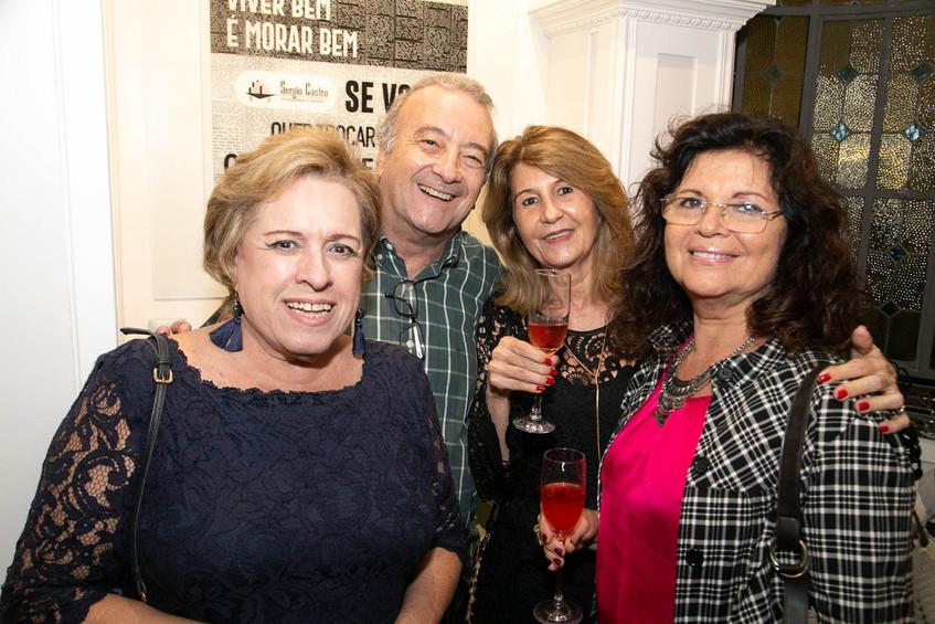 Regina Celia, Jorge Rodrigues, Carmem Bo