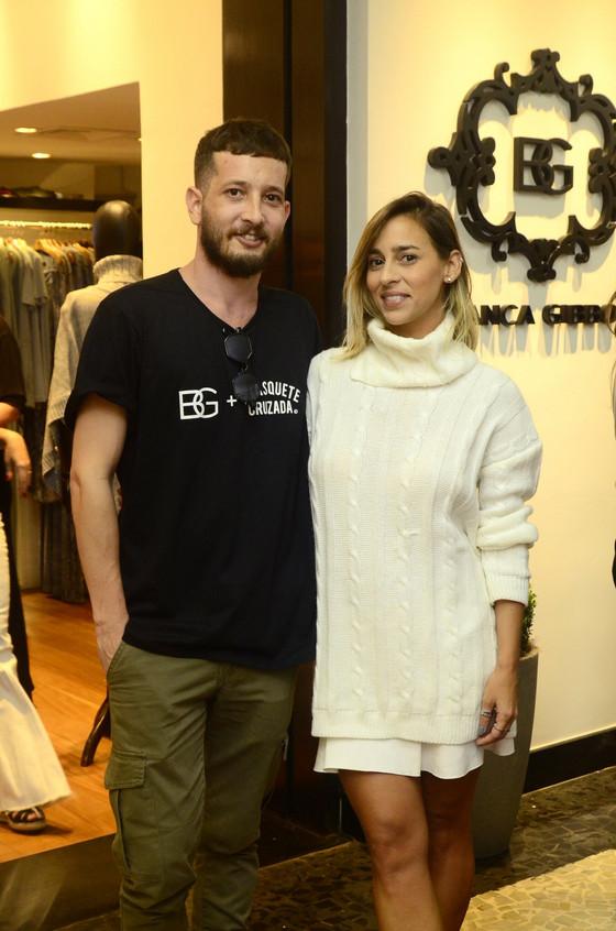 Felipe Dornelles e Michele Richter (1)