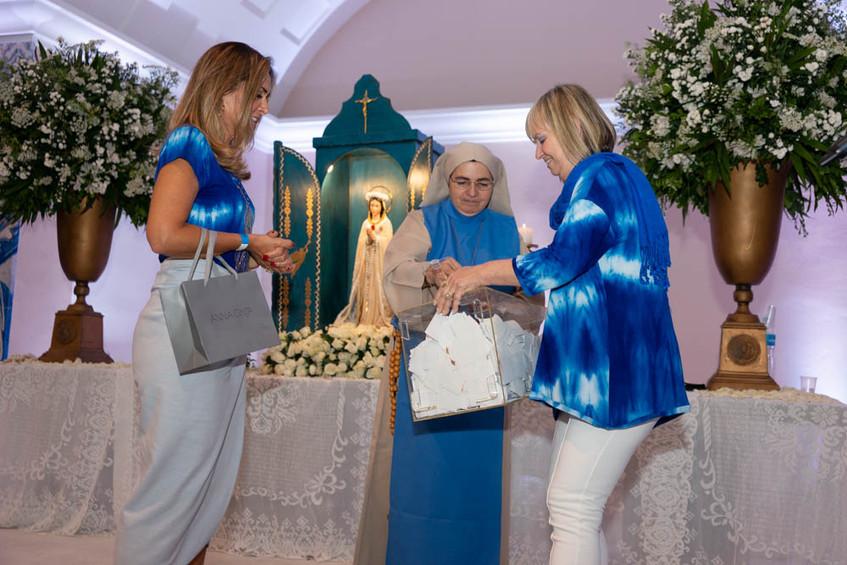 Ana Luiza Ginja, Madre Hildegardes, Mari