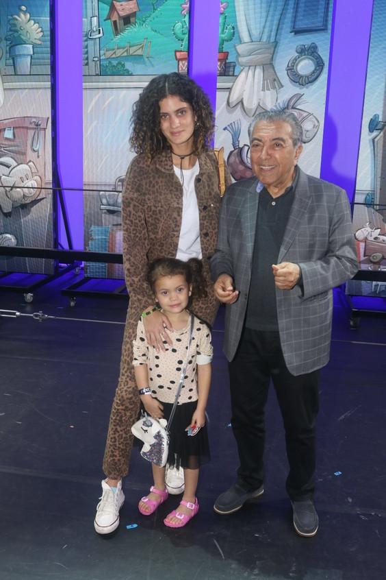 Mauricio Sousa e Laura Fernandez 8773