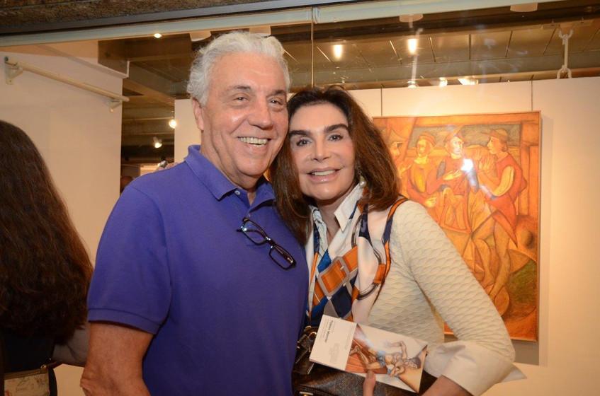 Sergio e Hellen Barcellos