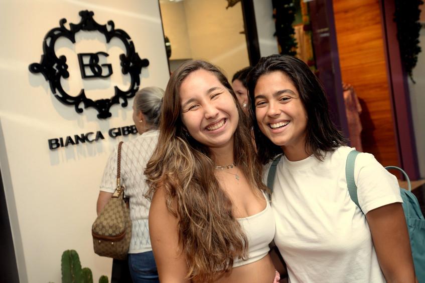 Sofia Moreno e Giovanna Cotta