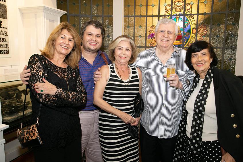 Carmen Boechat, Claudio Castro, Lourde P
