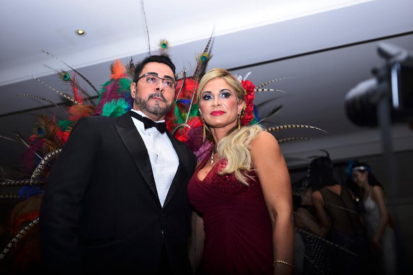 Juiz Marcelo Bretas e Simone Bretas