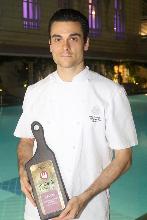 Chef Nello Cassese 9216