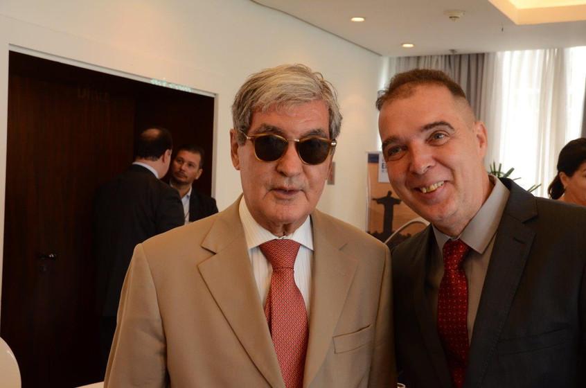 Sergio Costa e Silva e Bayard Boiteux