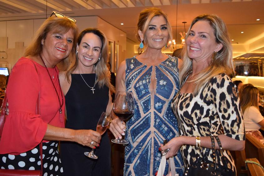 Fofy Luz, Patrice Pessoa, Claudia Bueri