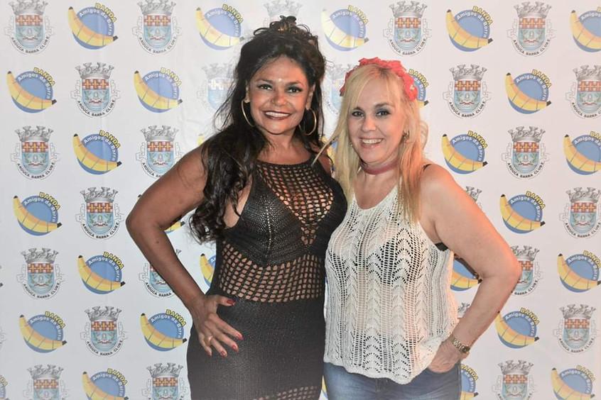 Adele Fatima e Marisa Araujo