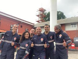 Rodrigo Ferreira, Manuella Valle, Pimenta, Diogo Vasconcelos, Joni e Enzo Rivera Citarella