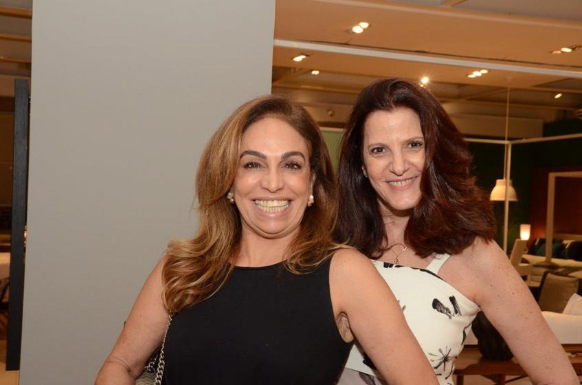Myriam Bak e Lucia Crema