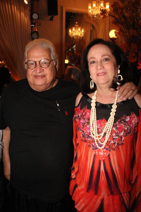 Carlos e Beth Serpa