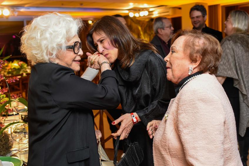 Nathalia Timberg, Beth Goulart e Nicette