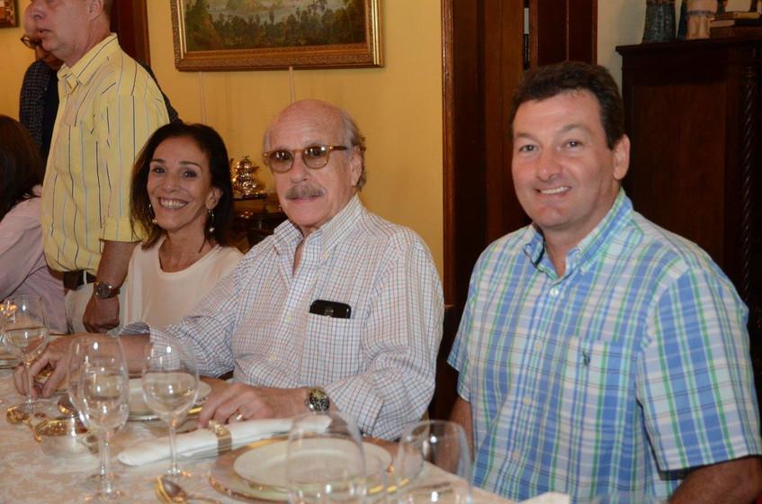 Alicinha Silveira, Claudio Aboim e Marce