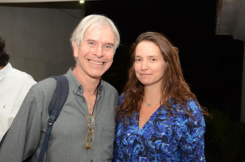 Alberto Kaplan e Brenda Valansi