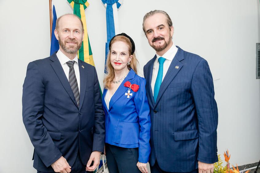 Jouko Leinonen, Diana Macedo Soares e Se